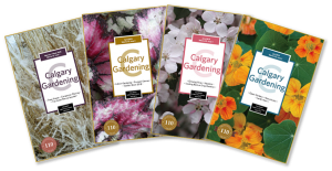 2018 Calgary Gardening Series of Covers